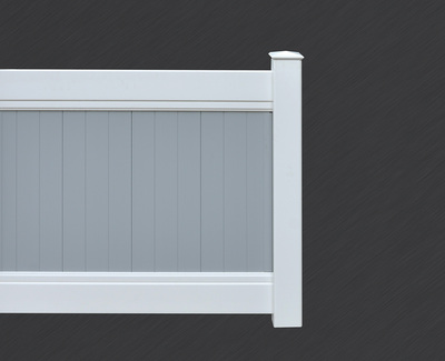 Half Privacy Fence Panel Kit